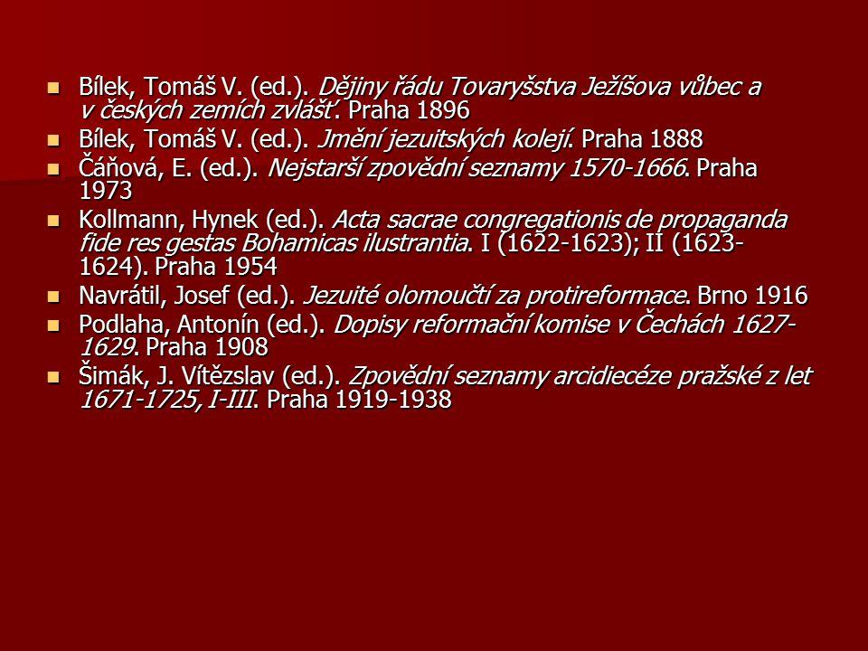 Prameny k hospodářským dějinám Kalousek, Josef (ed.).