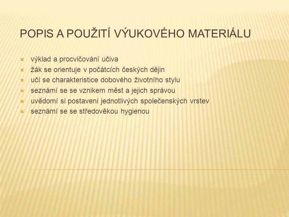 Obrazový materiál  Obr.1 WOLGEMUT, M., PLEYDENWURFF, W.