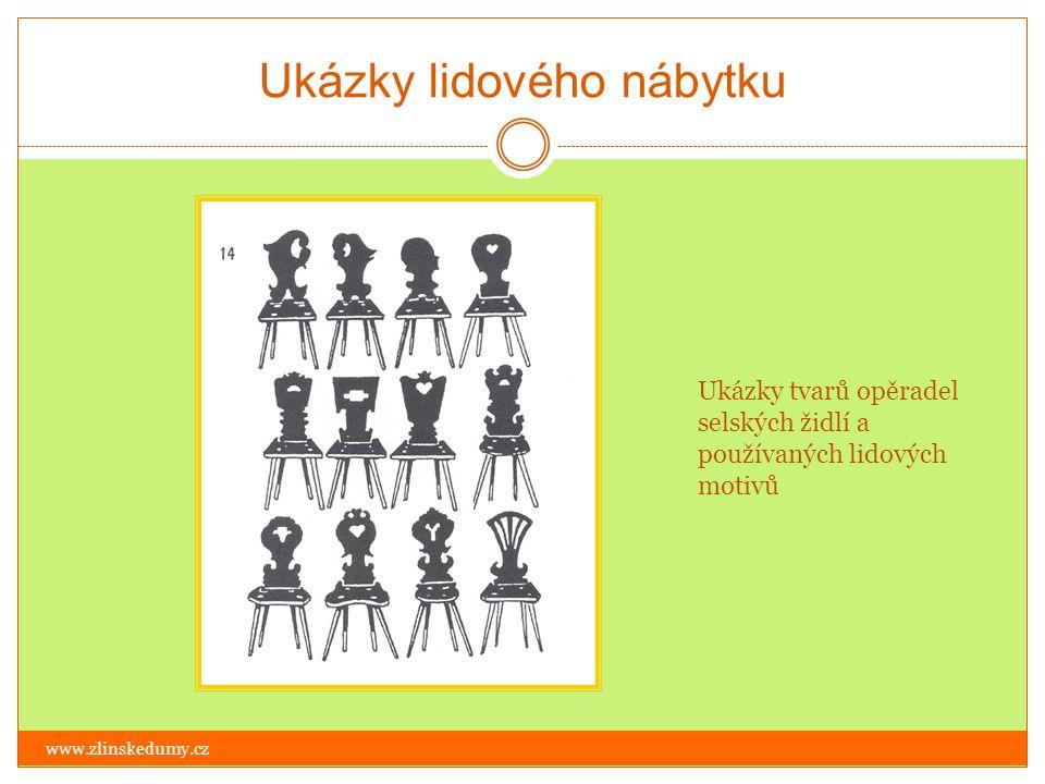 Truhla www.zlinskedumy.cz Je to základní kus v druhovém členění nábytku interiéru.