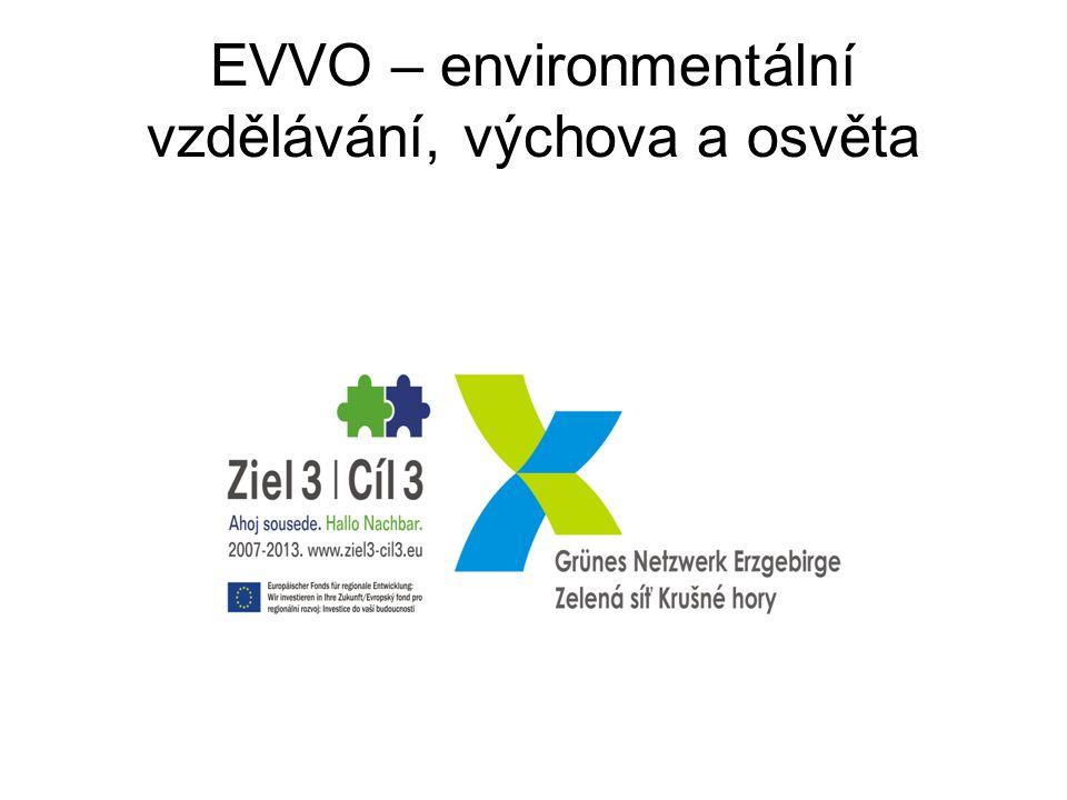 Česká republika má řadu dokumentů k podpoře environmentálního vzdělávání, výchovy a osvěty – Státní program EVVO a s tím i příslušný Akční plán.