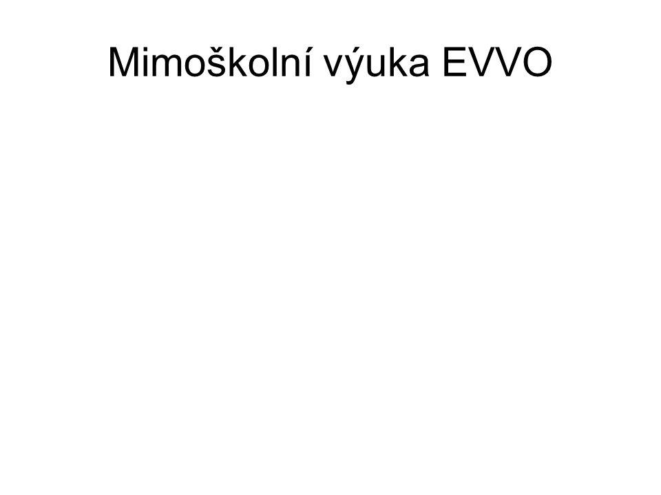Mimoškolní výuka EVVO