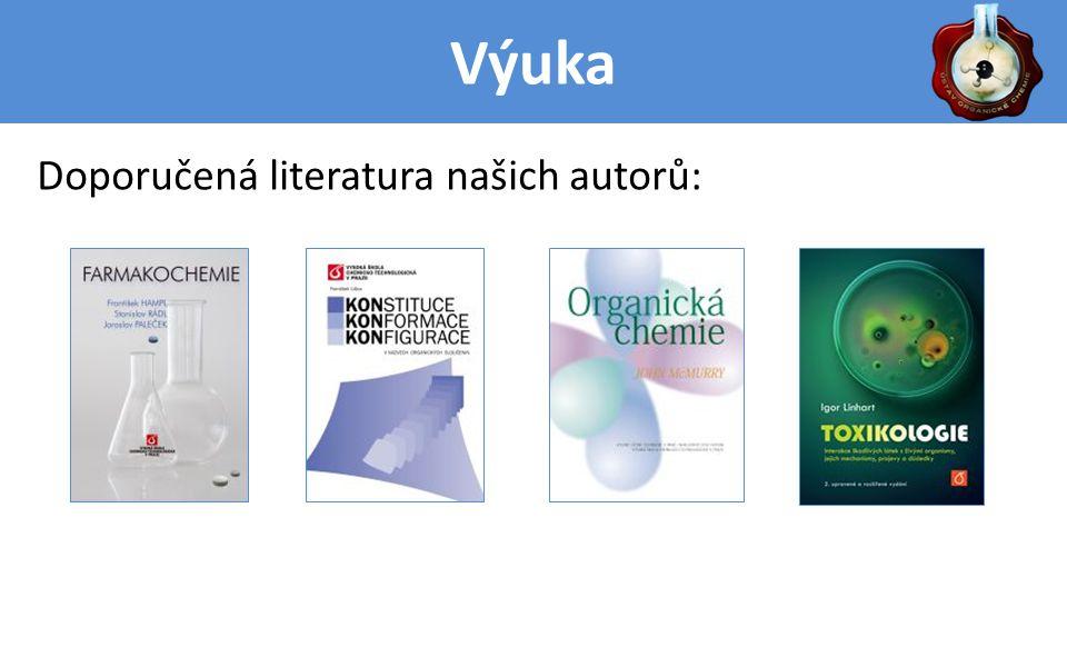 Výuka Doporučená literatura našich autorů: