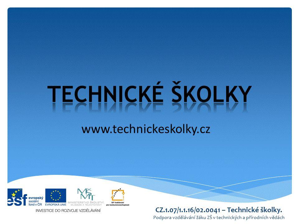 www.technickeskolky.cz