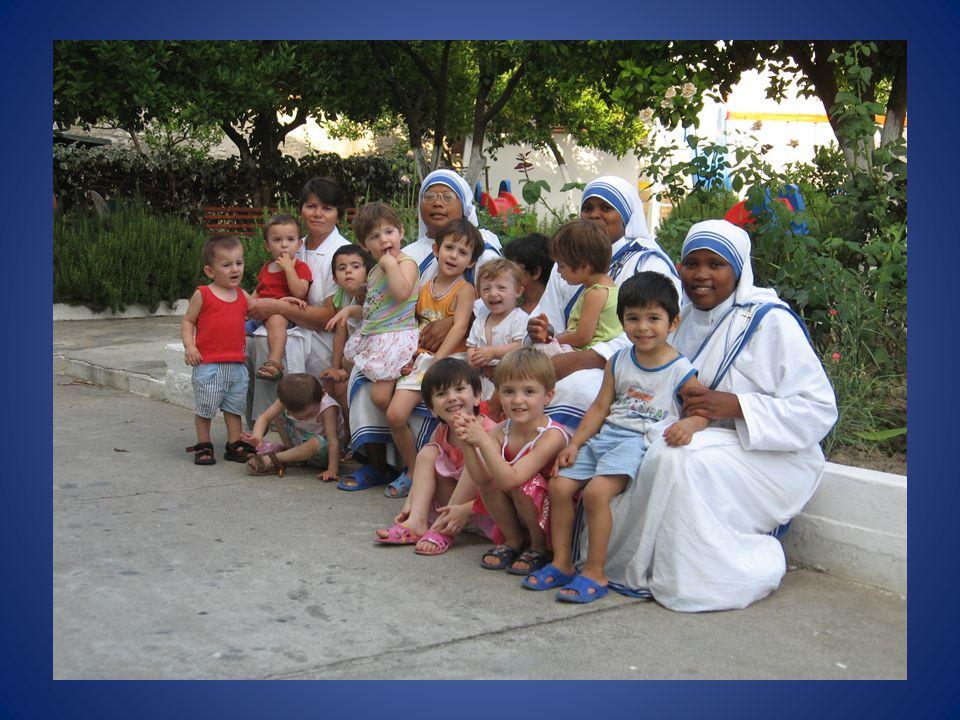 Misionářky lásky jsou řeholní rodinou světové Církve Podle statistiky z 25.3.2004 měly v 5 světadílech, 130 zemích, 710 domů Z toho: 229 v Indii, 80 v ostatní Asii, 166 v Americe, 116 v Evropě, 94 v Africe a 25 v Austrálii a Oceánii