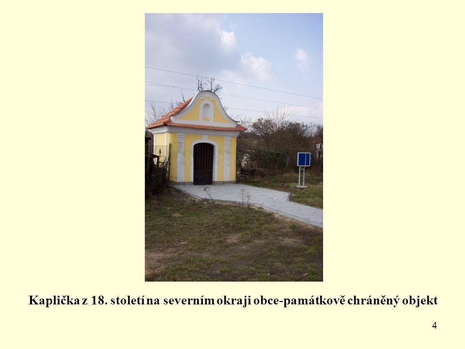 3 Zámek Josefa Hlávky – památkově chráněný objekt