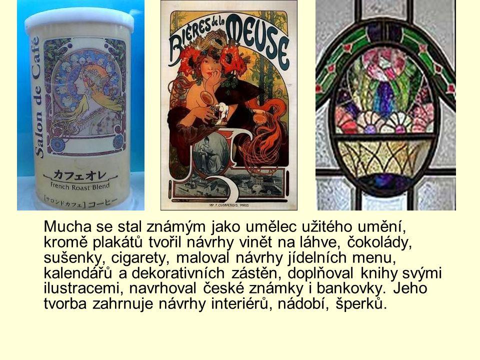 Alfons Mucha byl velkým vlastencem a celý život snil o realizaci cyklu velkoformátových obrazů Slovanská epopej, kterým chtěl shrnout dějiny národa.