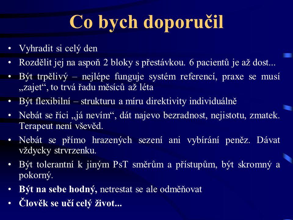 Děkuji za pozornost MUDr.Jan Bečka Soukromá psychoterapeutická praxe Psychosomat.