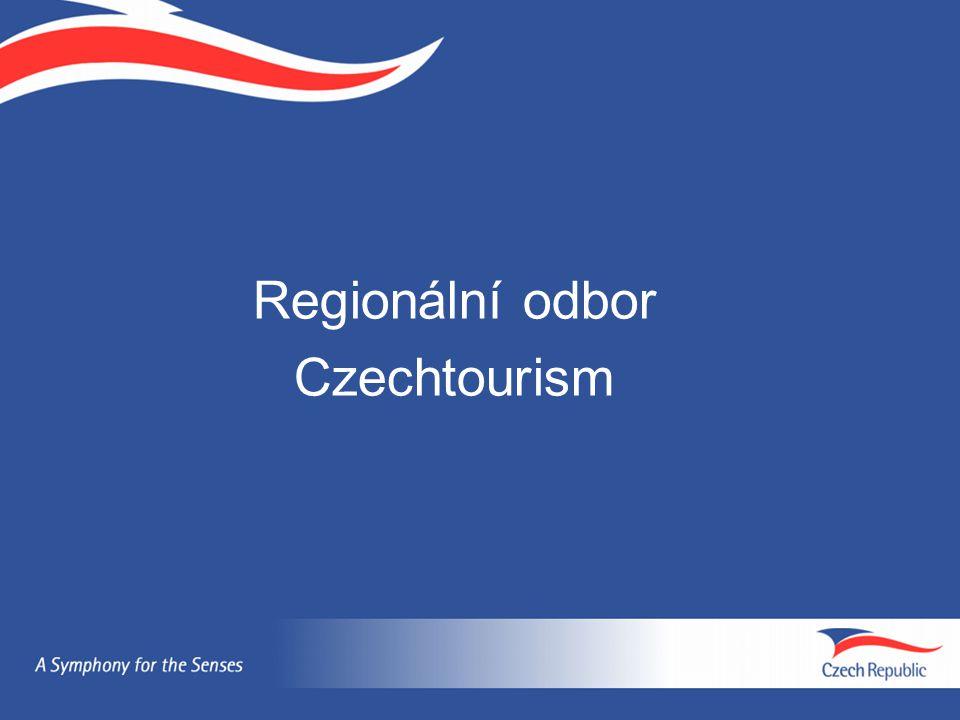 Regionální odbor Czechtourism