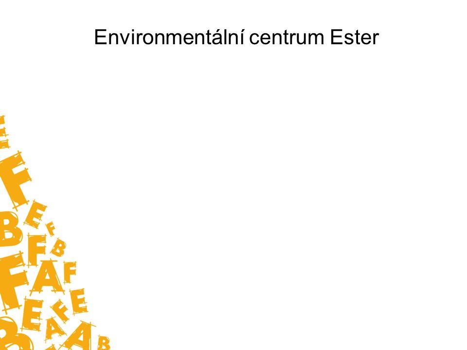 Environmentální centrum Ester