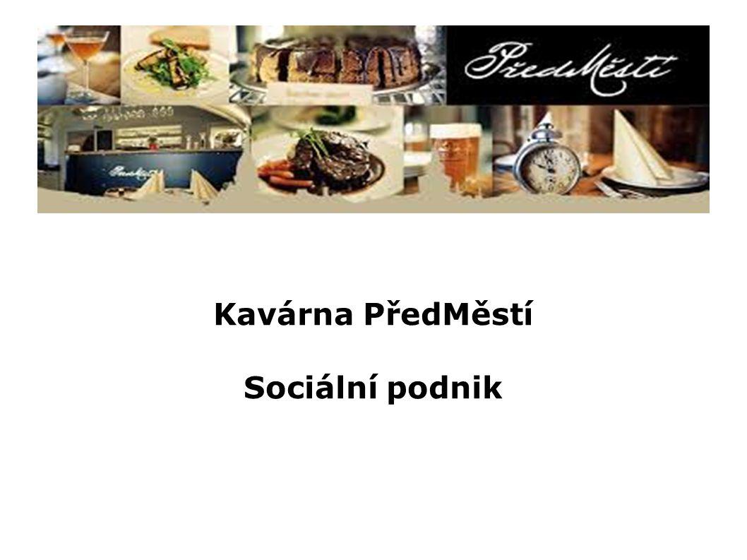 Kavárna PředMěstí Sociální podnik