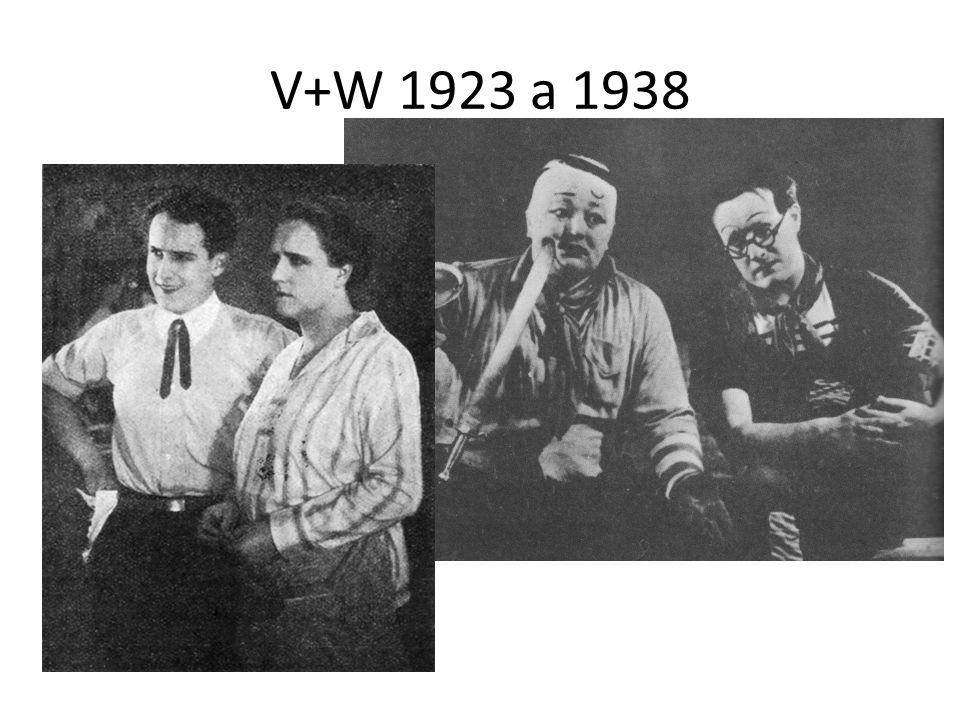 V+W 1923 a 1938
