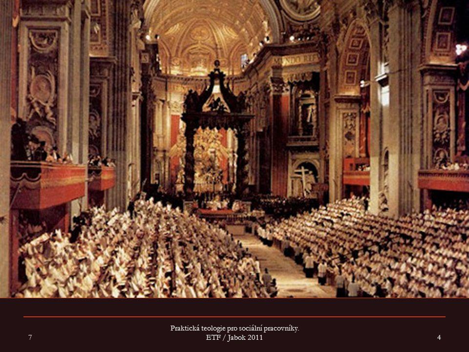 Benedikt XVI.účastníkům francouzského kongresu o II.