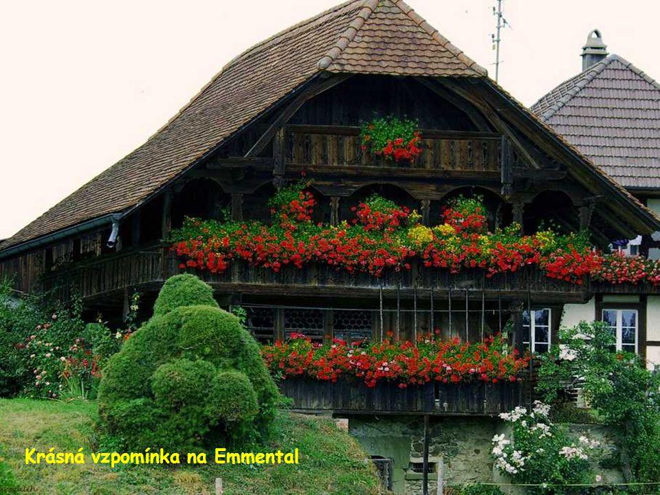 Iseltwald u jezera Brienz