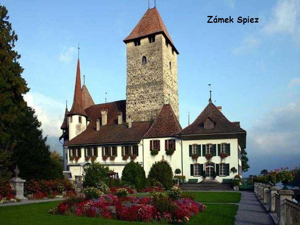 Spolková budova v Bernu