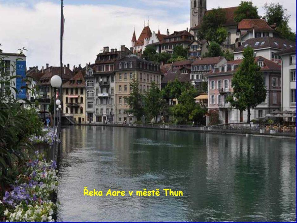 Wengen -Tyrolská vysočina