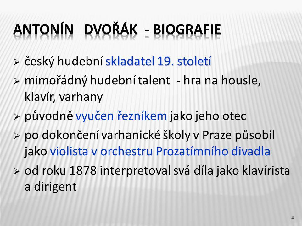 skladatel 19.století  český hudební skladatel 19.