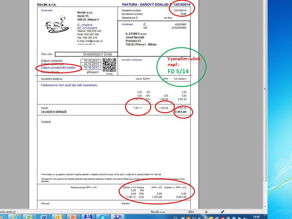 Dobu odpisu upravuje zákon o Dani z příjmu (ZoDP).