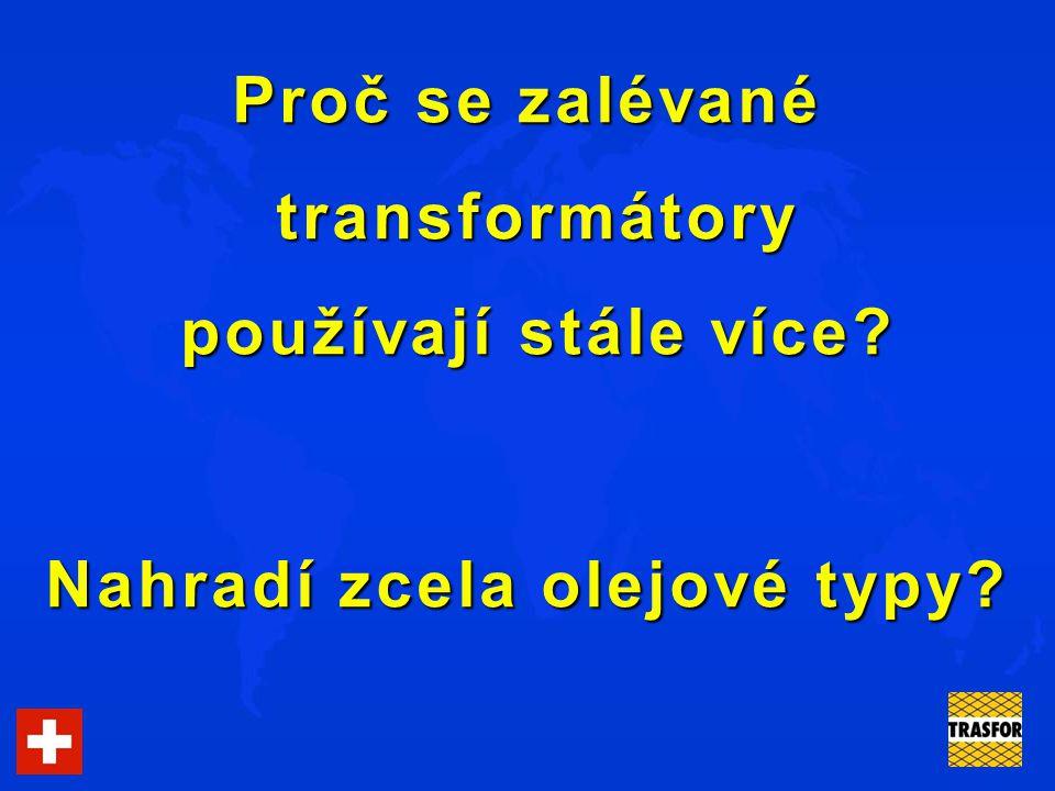 Proč se zalévané transformátory používají stále více? Nahradí zcela olejové typy?