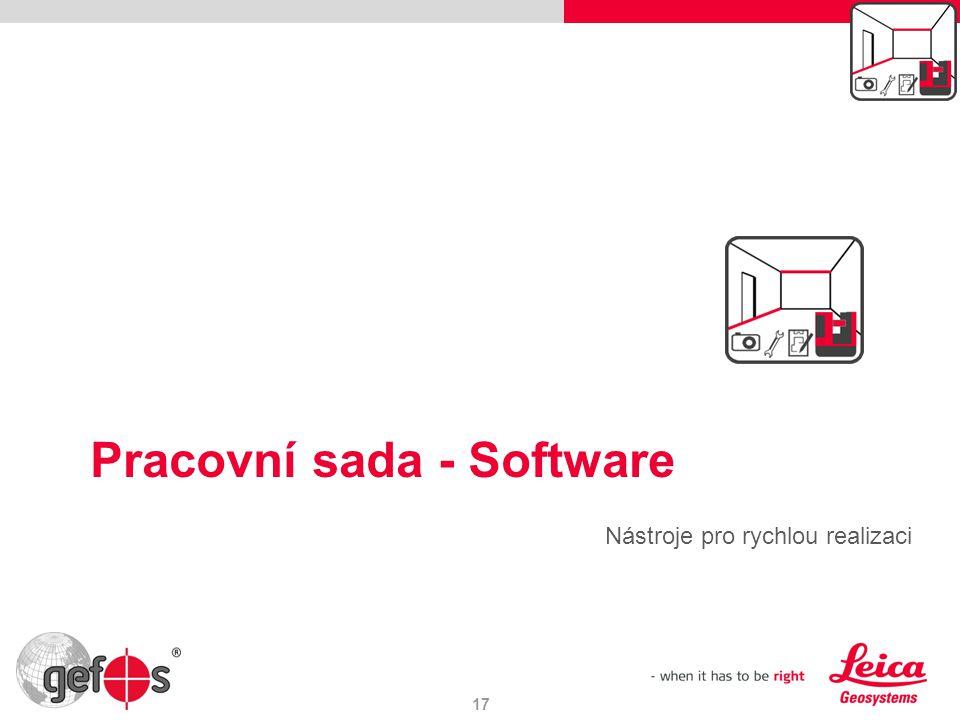 Pracovní sada - Software 17 Nástroje pro rychlou realizaci