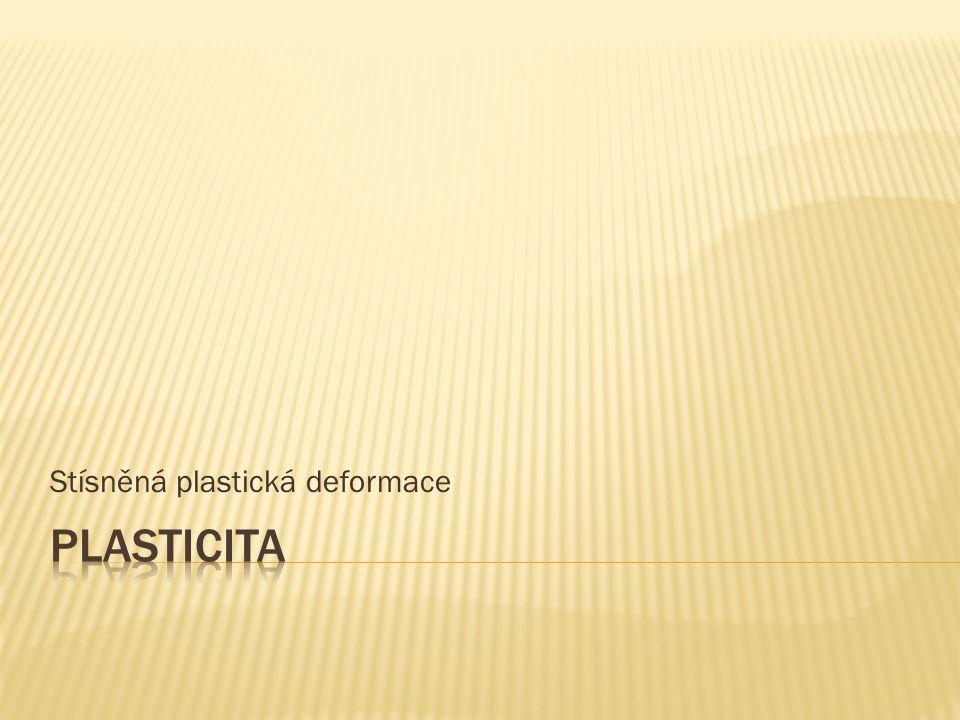 Stísněná plastická deformace