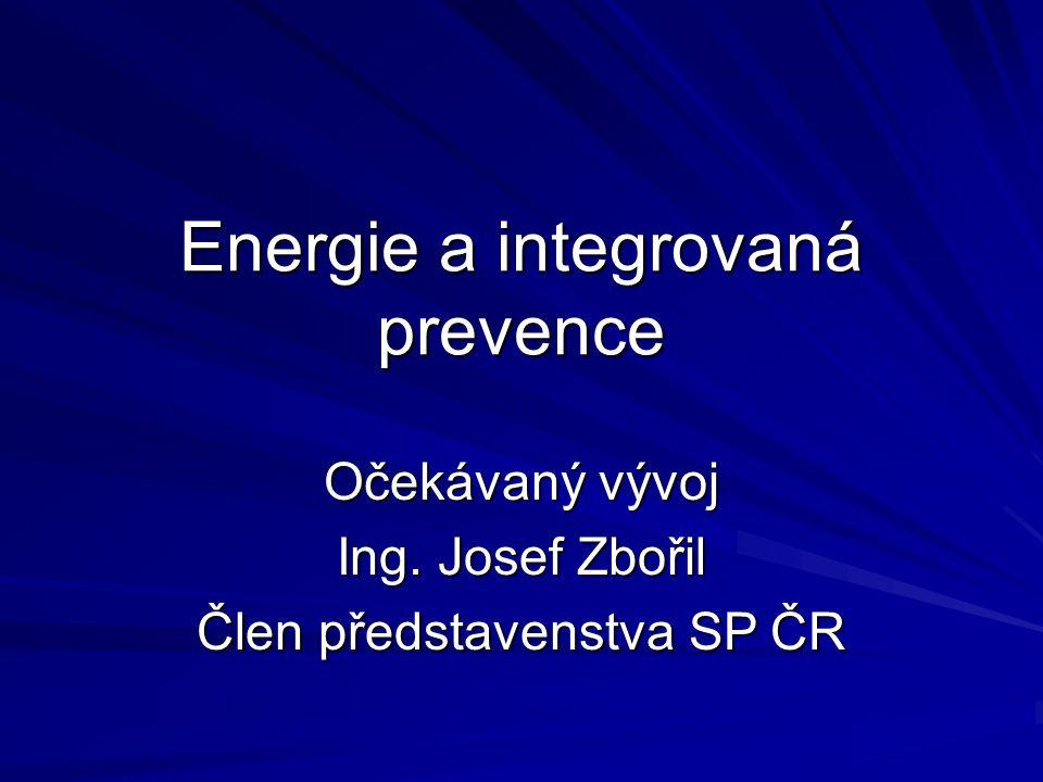 Ostrava, 22. června 2005 Ing. Josef Zbořil SP ČR 22 Přínosy integrované prevence