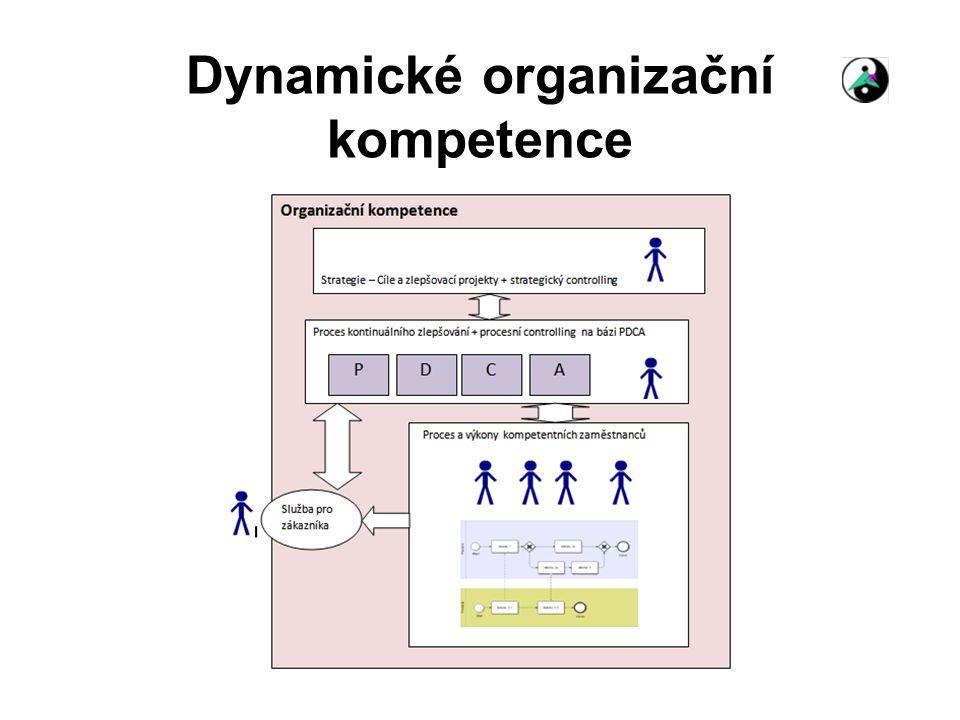 Dynamické organizační kompetence 12