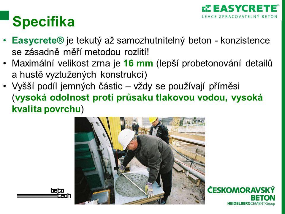 © Českomoravský beton, a.s. Varianty