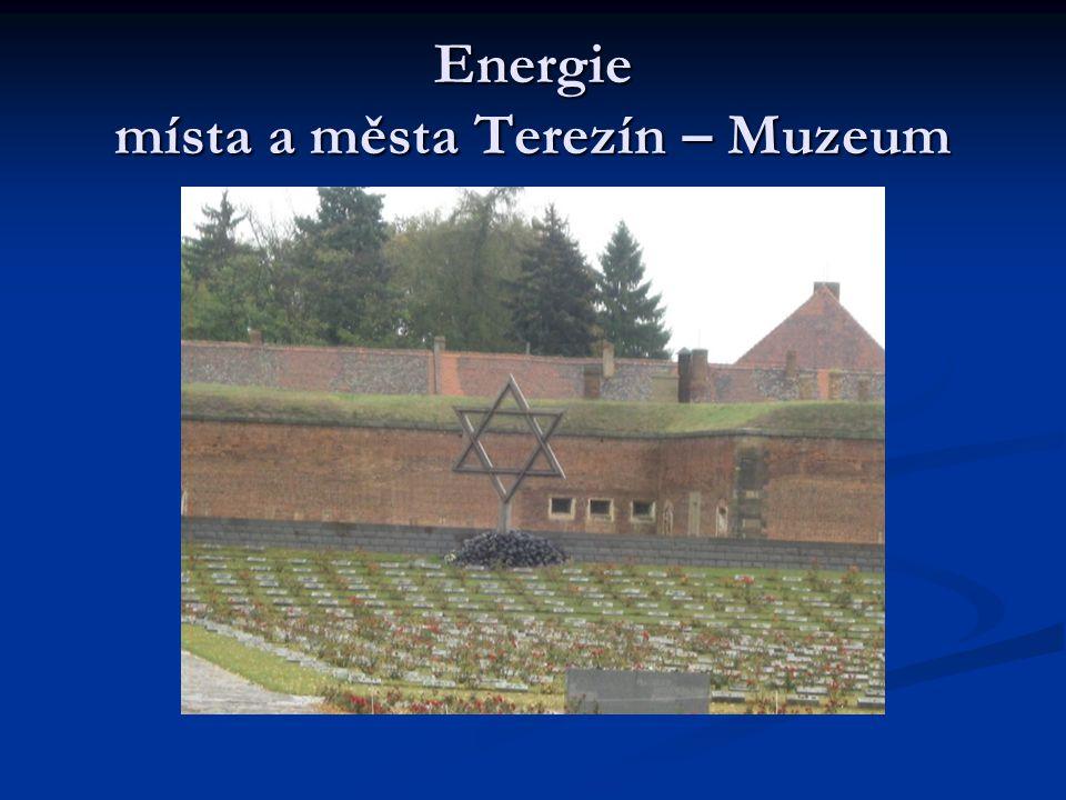 Energie místa a města Terezín – Muzeum