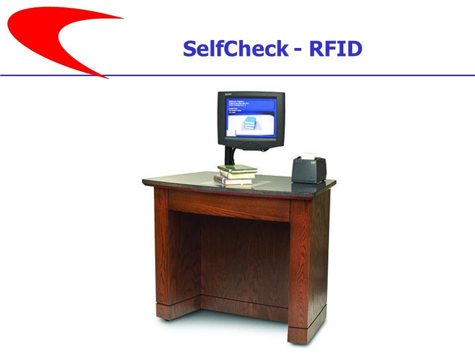 SelfCheck - RFID