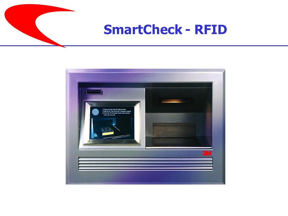 SmartCheck - RFID