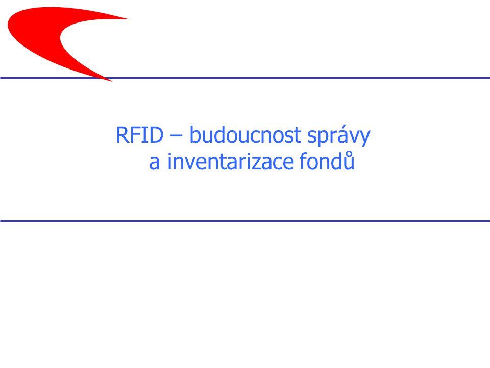 RFID – budoucnost správy a inventarizace fondů