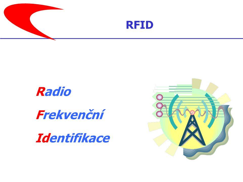 Radio Frekvenční Identifikace RFID