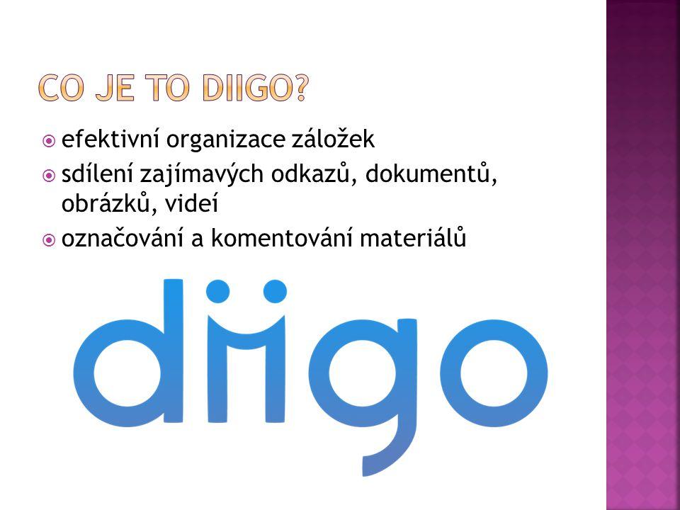  Diigo toolbar  Diigolet  Diigo web  Aplikace Android/iOS