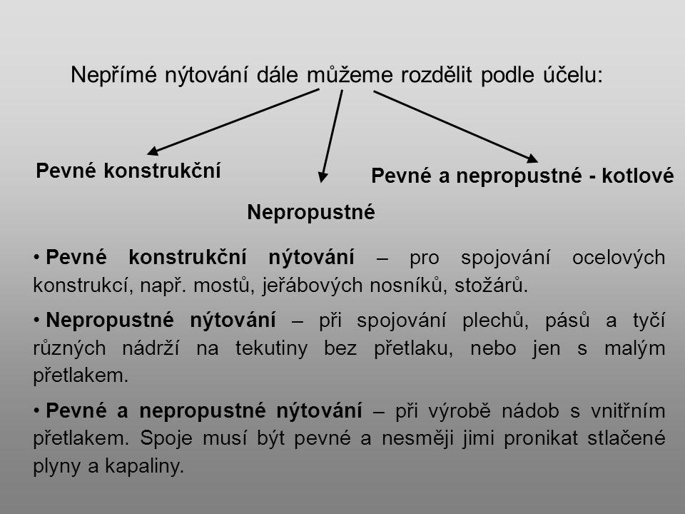 Přesné nýty ČSN 02 2031 z roku 1955 Jedná se o kmenovou normu.