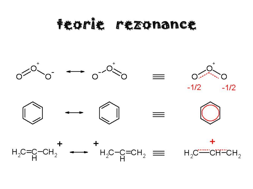 teorie rezonance