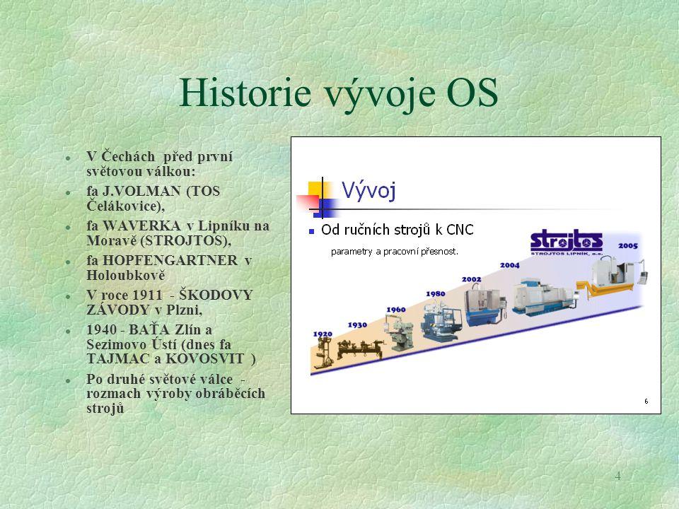 5 Historie vývoje OS §90.