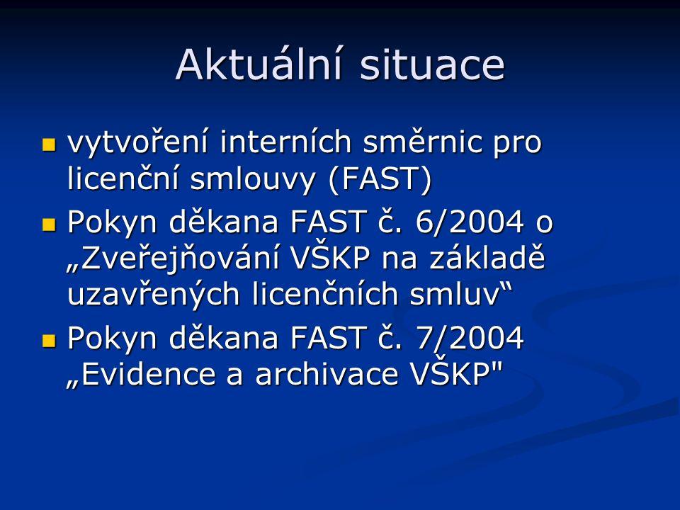 """Formulář pro vkládání e-VŠKP Formulář pro vkládání e-VŠKP Nejvhodnějším kandidátem je jazyk XML (Příklady: Povinné položky: """"Autor VŠKP , """"Název VŠKP , """"Abstrakt VŠKP (nepovinný) Nejvhodnějším kandidátem je jazyk XML (Příklady: Povinné položky: """"Autor VŠKP , """"Název VŠKP , """"Abstrakt VŠKP (nepovinný) Důležitost syntaxe při vyplňování formuláře (Příklady: Názvev a vedlejší podnázvy odděleny : ."""
