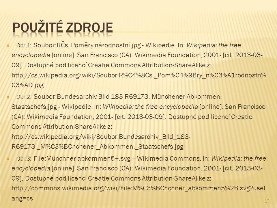  Obr.1: Soubor:RČs. Poměry národnostní.jpg - Wikipedie.