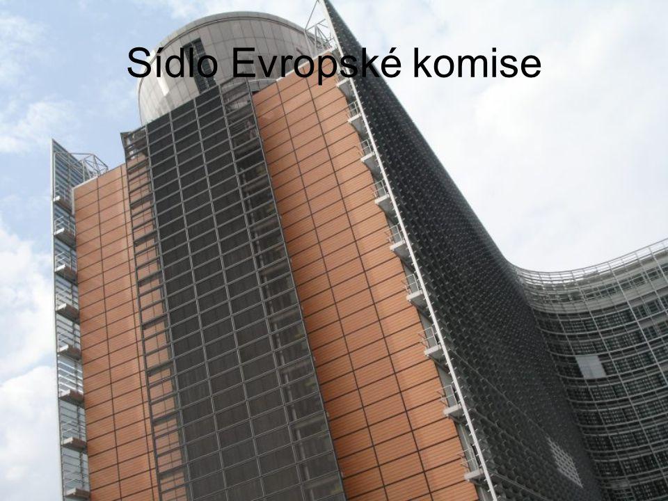 Sídlo Evropské komise
