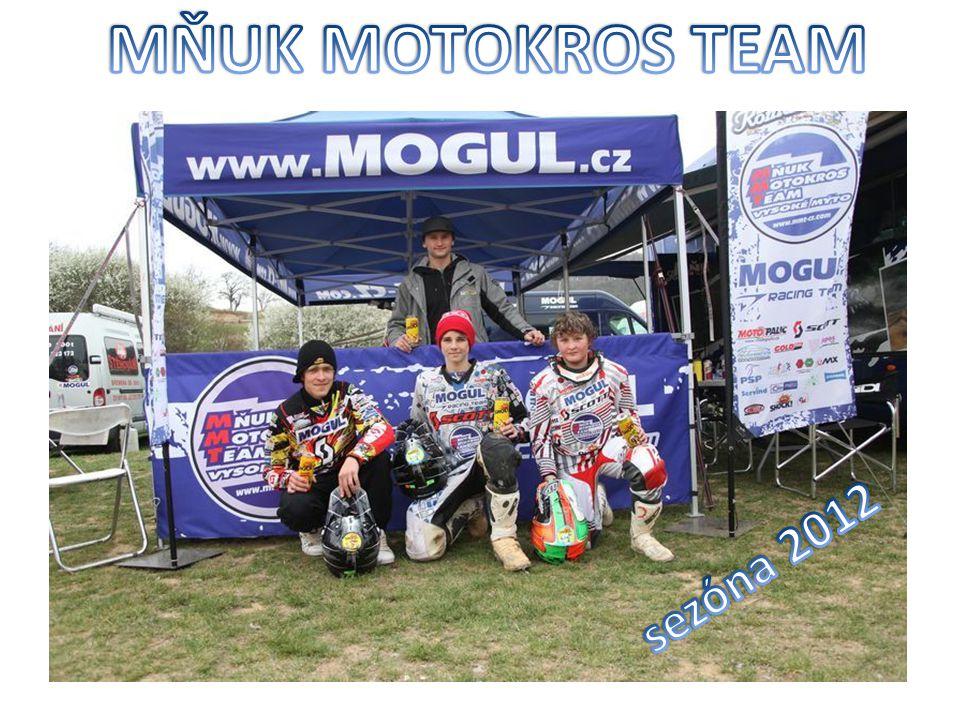 Mňuk Motokros Team děkuje všem svým sponzorům, kteří se podíleli, ať už finančně či materiálně, na podpoře našeho závodního týmu.