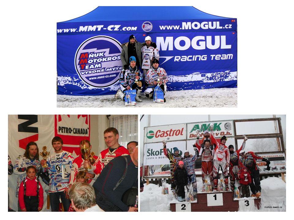 Prioritou Mňuk Motokros Teamu byly, jak už tomu po několik let bývá, závody Evropského šampionátu amatérů I.M.B.A.