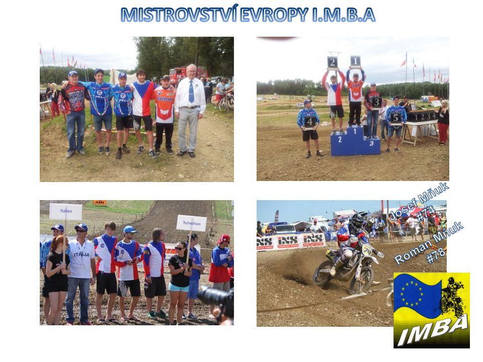 O nejlepších výsledcích Dušana Drdaje v kategorii 125 ccm, již byla řeč.