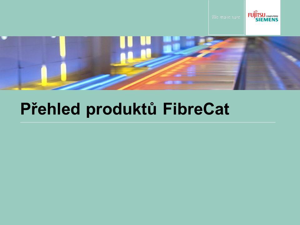 Přehled produktů FibreCat