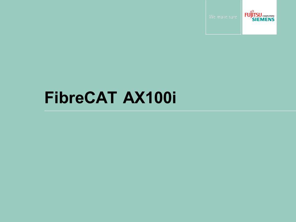 FibreCAT AX100i