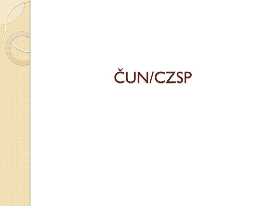 ČUN/CZSP
