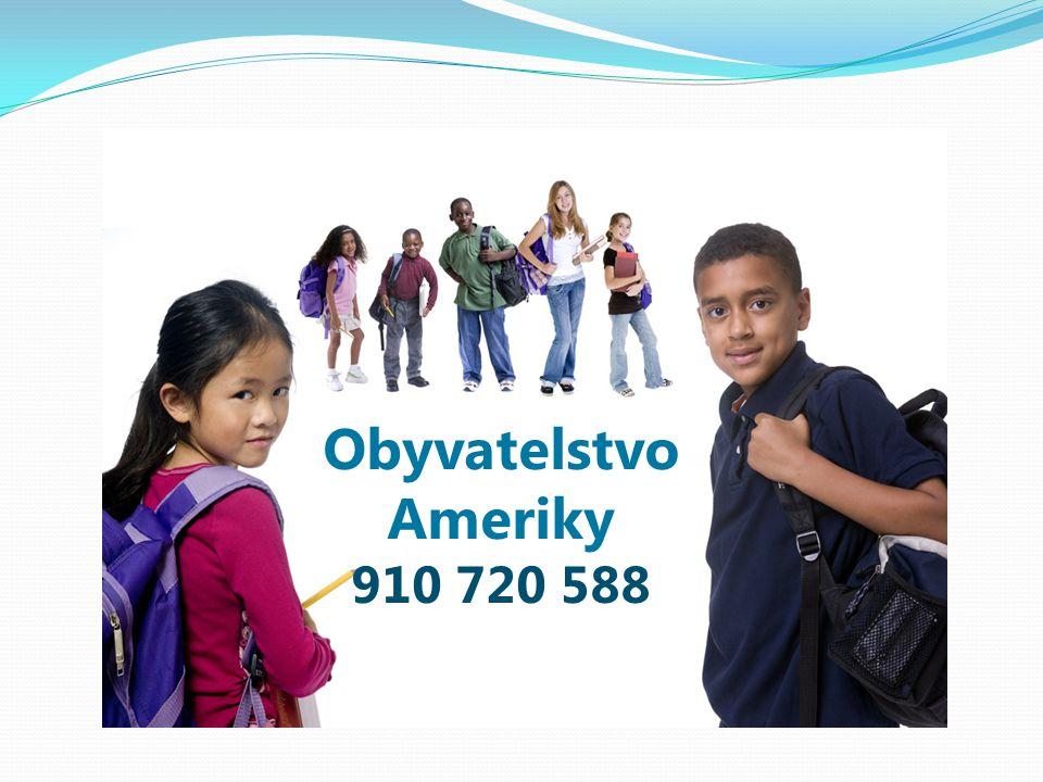 Ameriky Obyvatelstvo Ameriky 910 720 588