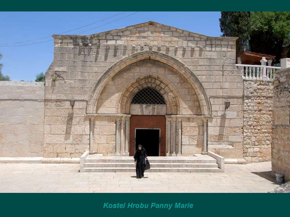 Kostel Hrobu Panny Marie