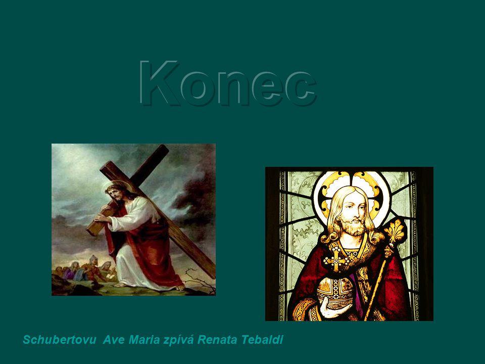 Schubertovu Ave Maria zpívá Renata Tebaldi
