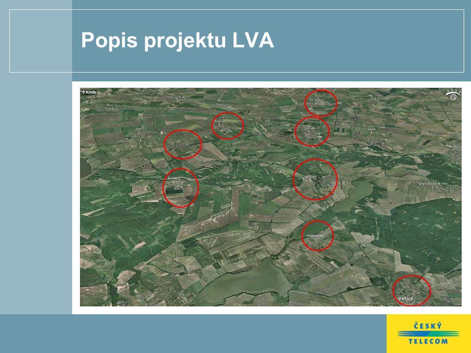 Popis projektu LVA