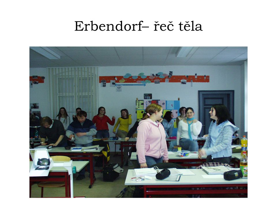Erbendorf– řeč těla